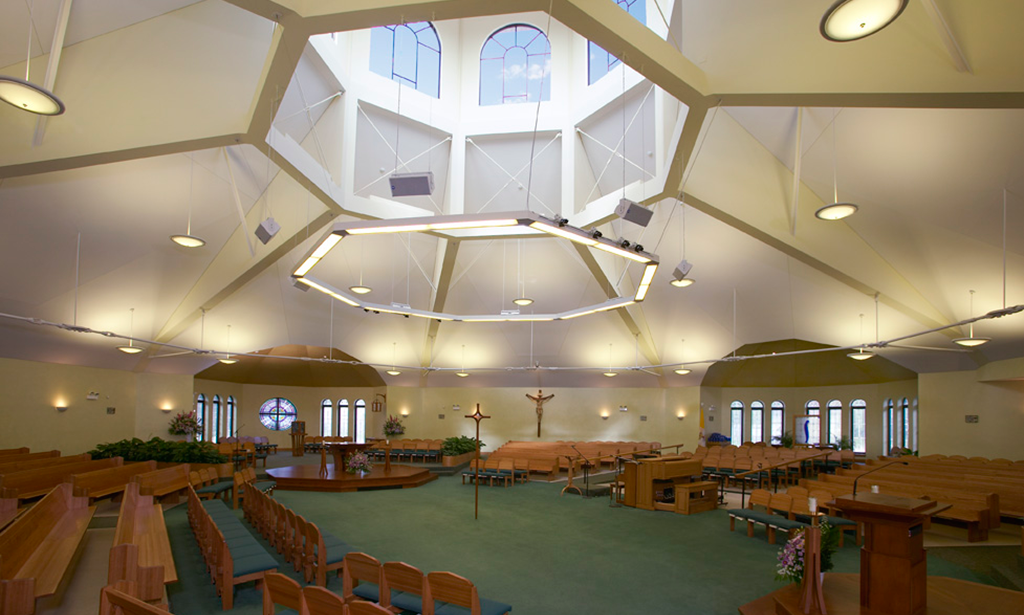 Our Lady of the Ridge Church Renovation